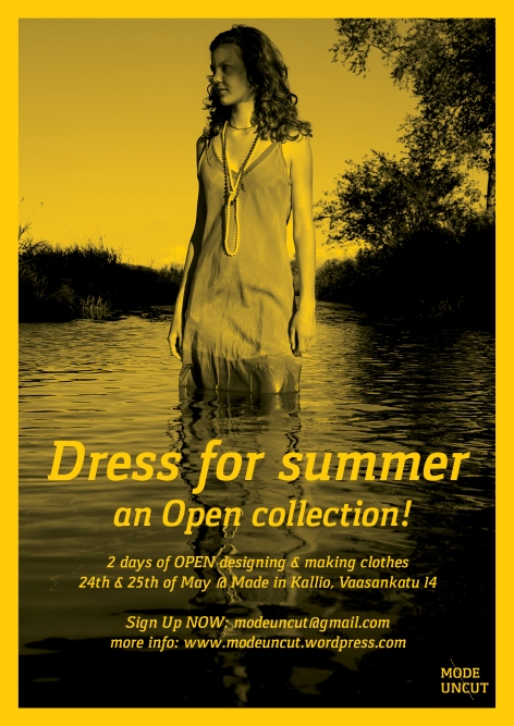 Dress for Summer_A3_promo